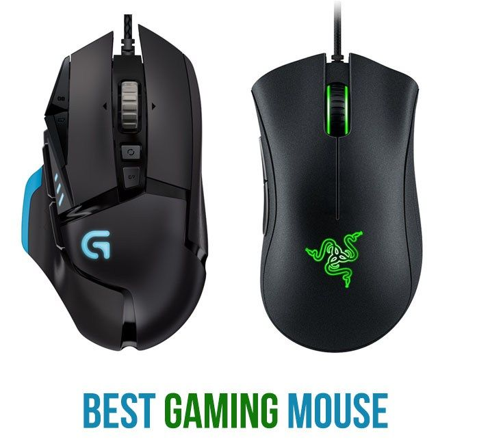 best mice gaming 2017