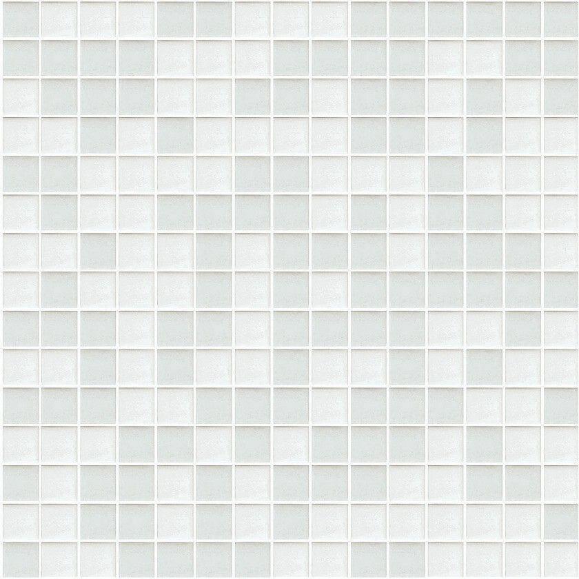 Glasmosaik - Fliesen Purity, 2x2 Cm