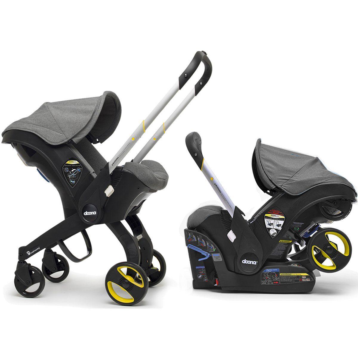 Doona Car Seat Stroller + Base 2019/2020 Rodzicielstwo i