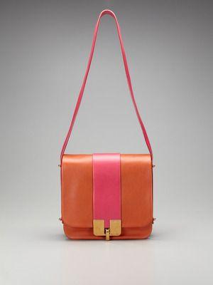 marc jacobs collection handbags                    Black Orchid Bamboo Shoulder Bag