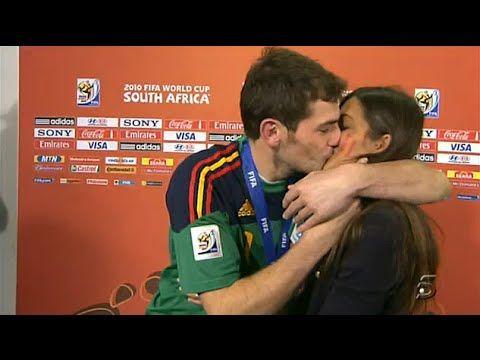 Les dix baisers polémiques du football (video) - http://bit.ly/1JFnzne