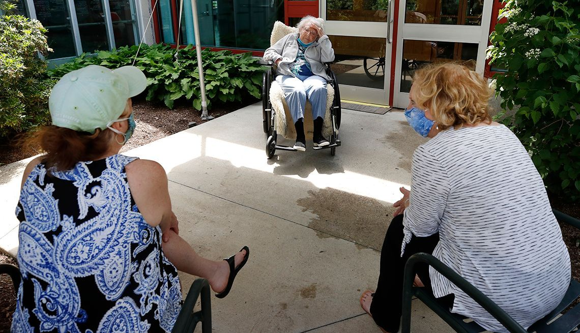 Are nursing home visits allowed in my state in 2020
