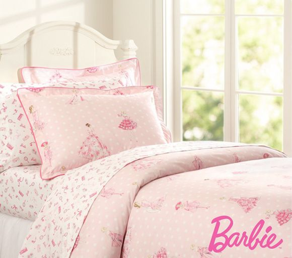 Barbie at Pottery Barn Kids