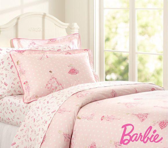 Barbie At Pottery Barn Kids Barbie Bedroom Barbie Room Girl Room