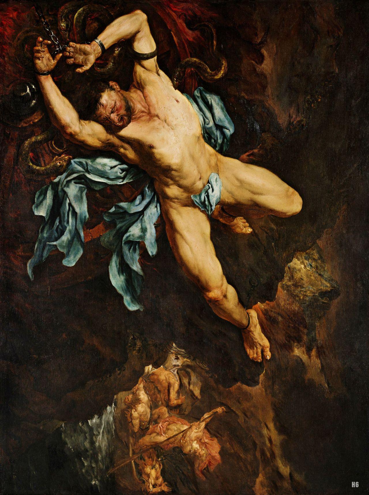 17th century gay art
