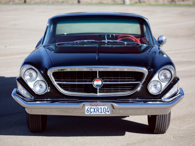 Stubs Auto - Chrysler 300 F (1960) G (1961)