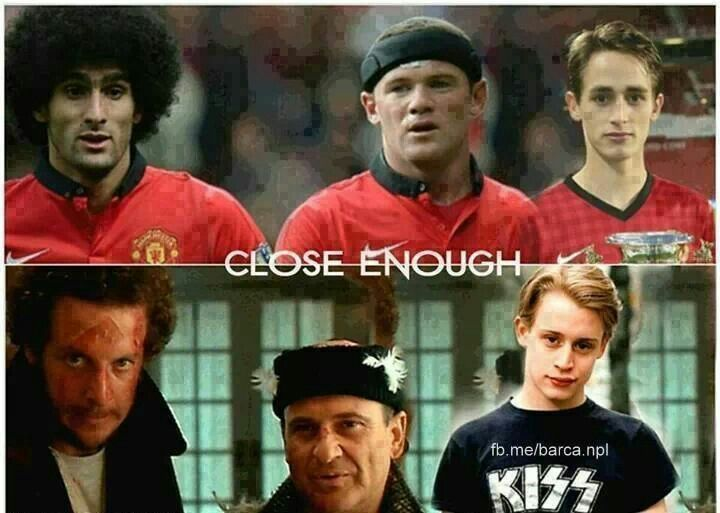 Home Alone Lol Soccer Funny Manchester United Soccer Football Funny
