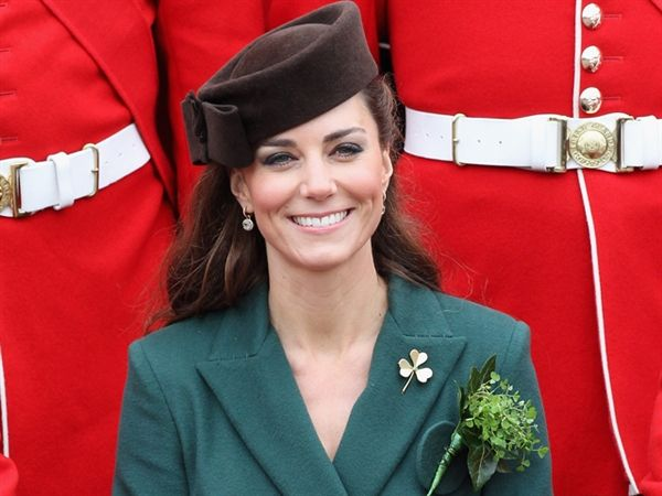 Fashion Trends, Beauty Secrets and Hollywood Style - The Look | TODAY.com Blogs - Thrifty Kate Middleton's rented her hats, and now you could own one (for a sum)
