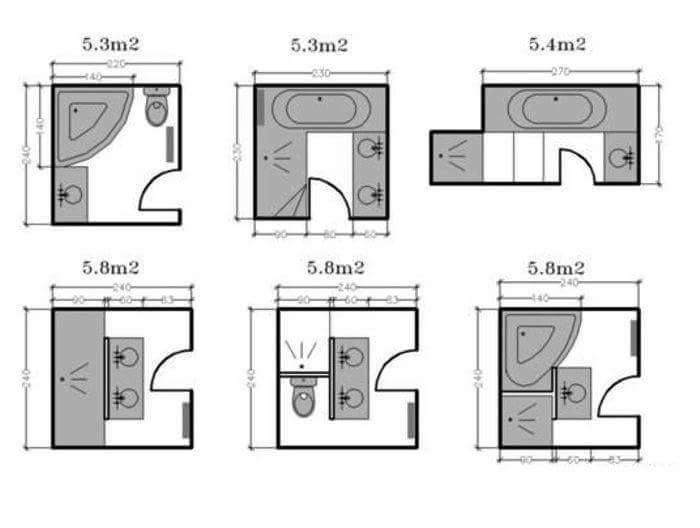 Epingle Par Ecoconstruction Sur Idee Salle De Bain Plan Salle De Bain Amenager Petite Salle De Bain Plans Petite Salle De Bain