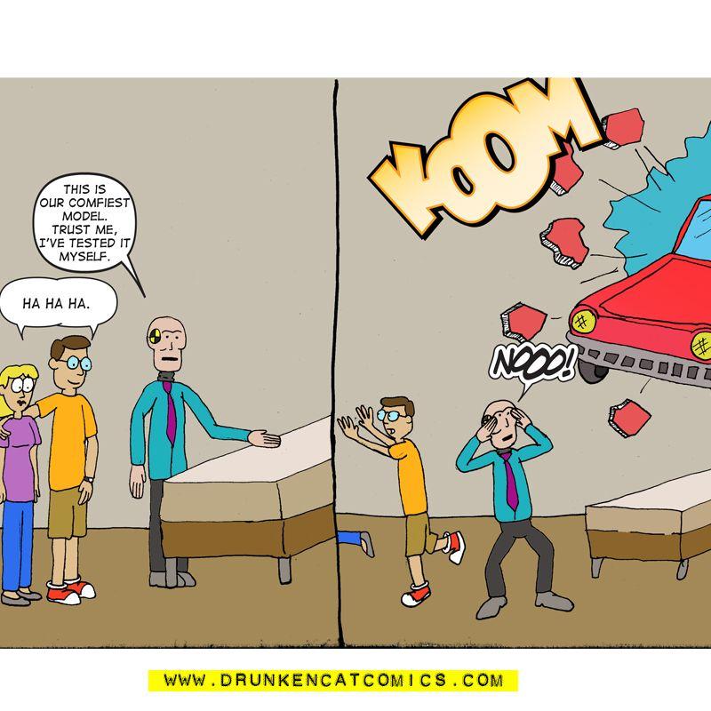 Crash test dummies never get a break comic art pinterest crash test dummies never get a break ccuart Choice Image
