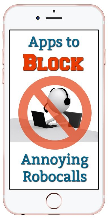 Apps to Block Annoying Robocalls App, Helpful hints, Iphone