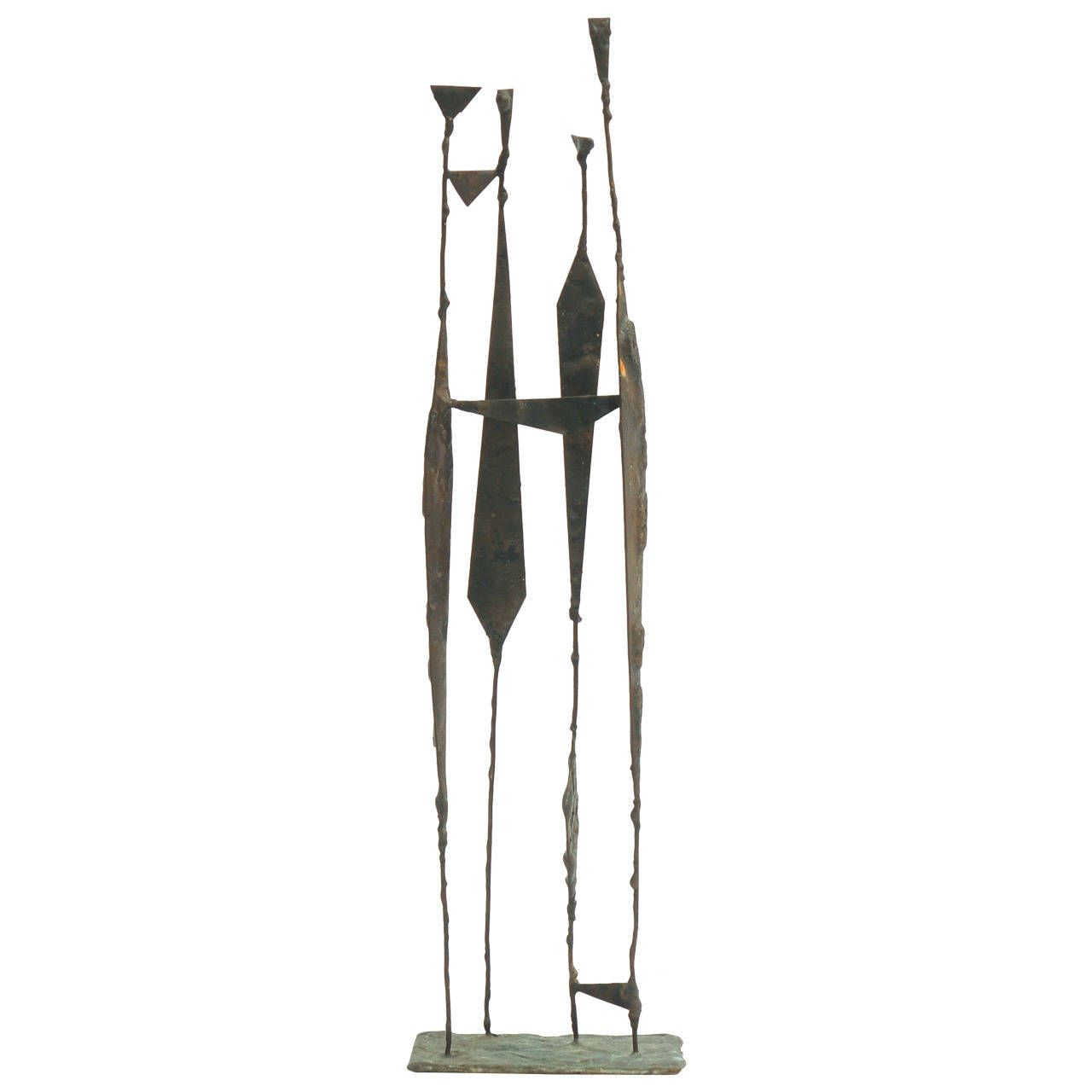 Lyman Kipp Bronze Sculpture | From A Unique Collection Of Antique And  Modern Sculptures At Https