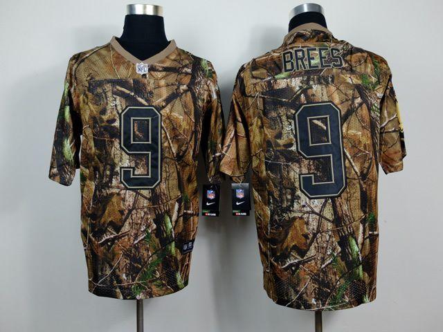 064a71d19 Orleans Saints 9 Drew Brees Camo 2014 Nike Elite Jerseys