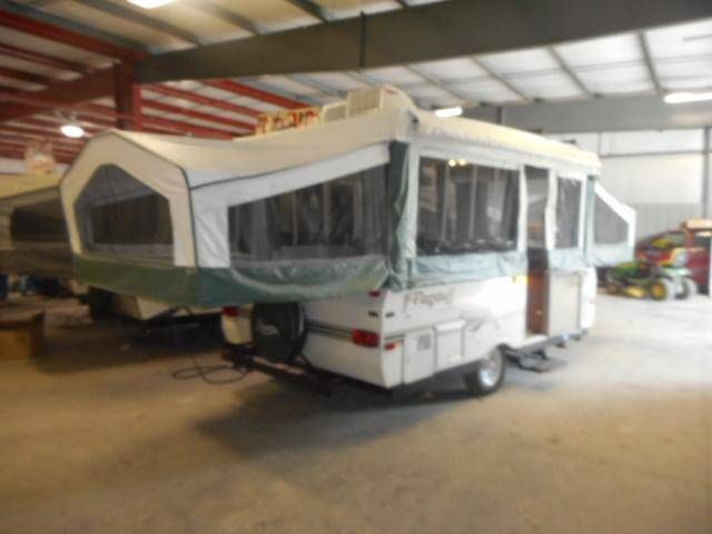 2003 Forest River Flagstaff 523 For Sale Peninsula Oh Rvt Com