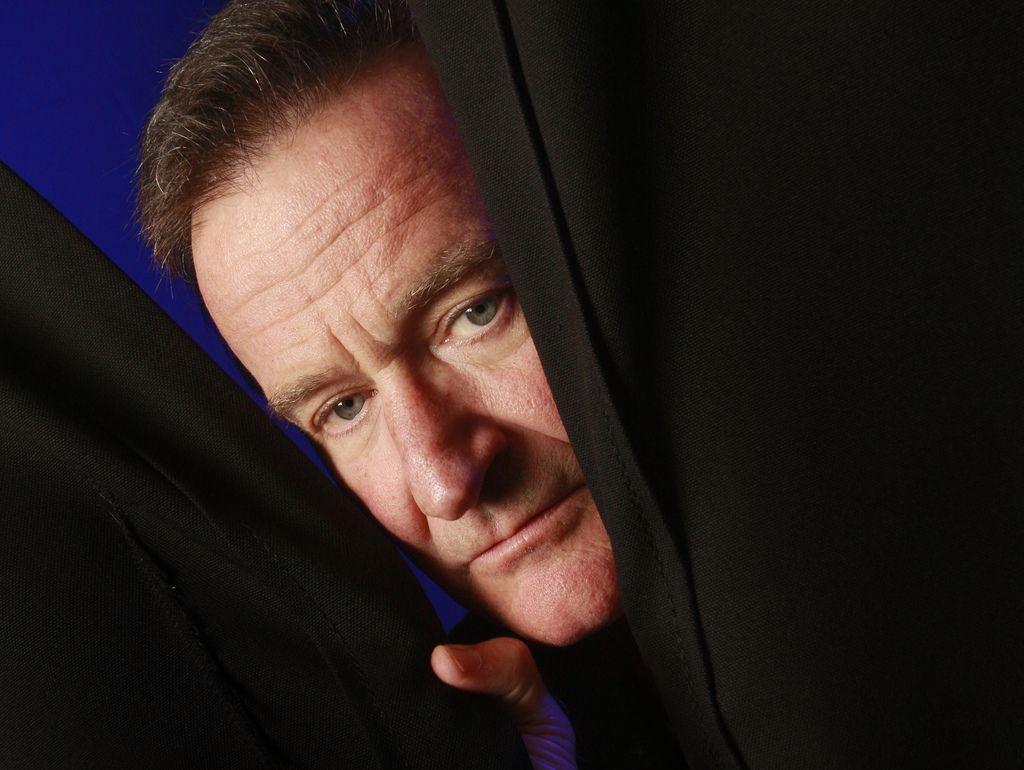 Robin Williams por Jay Paul   Robin Williams  Pinterest