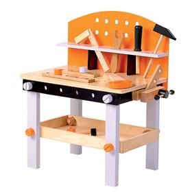 Wooden Tool Work Bench 25 00 Kmart Idea Gifts Kids