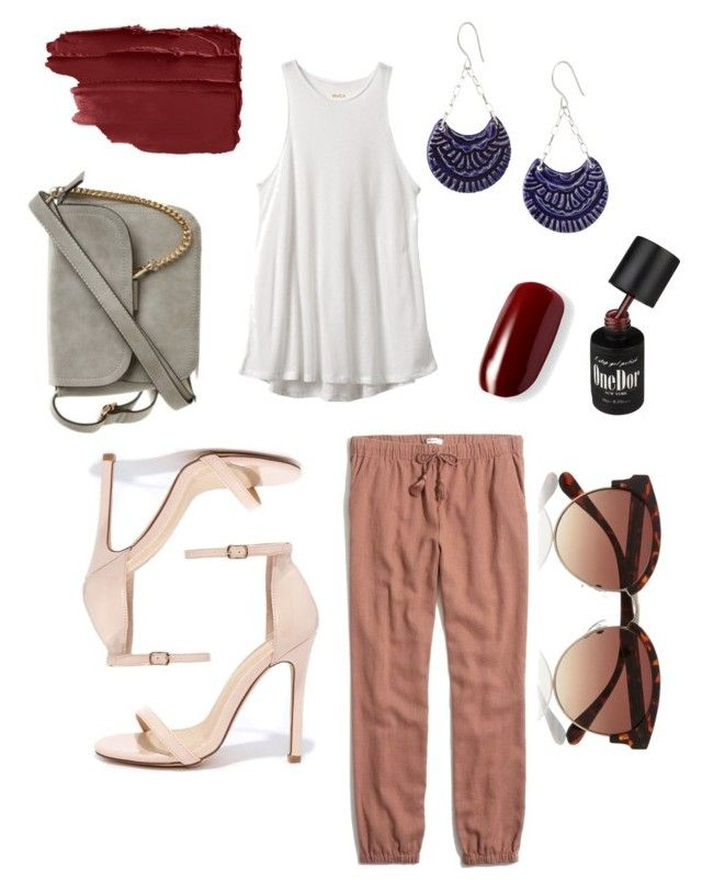 #13 by thebudgetkitten on Polyvore featuring polyvore, fashion, style, RVCA, Madewell, Liliana, River Island and clothing