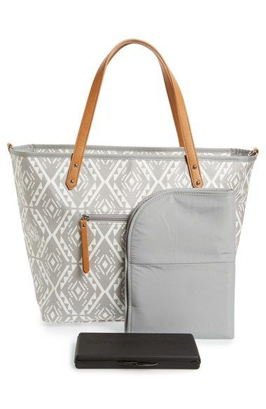Free shipping and returns on Petunia Pickle Bottom 'Downtown' Glazed Canvas Diaper Bag at Nordstrom.com. A soft diamond print lends geometric elegance to a sleek glazed-canvas diaper bag with a spacious interior that features an array of interior pockets—so organizing baby's essentials is a breeze. Versatile, stylish and convenient.