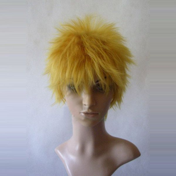 Blond Cosplay Wig