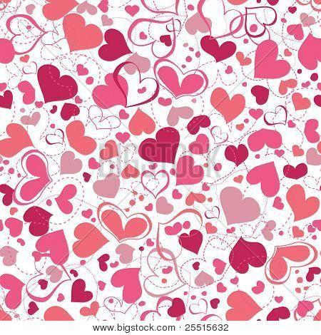 Papel decorativo blanco y negro de corazones buscar con for Papel decorativo pared