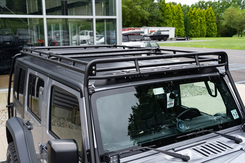 Gobi Multi Light Stealth Roof Rack For 2018 Jeep Wrangler Jl Jeep Wrangler Wrangler Jl Roof Rack