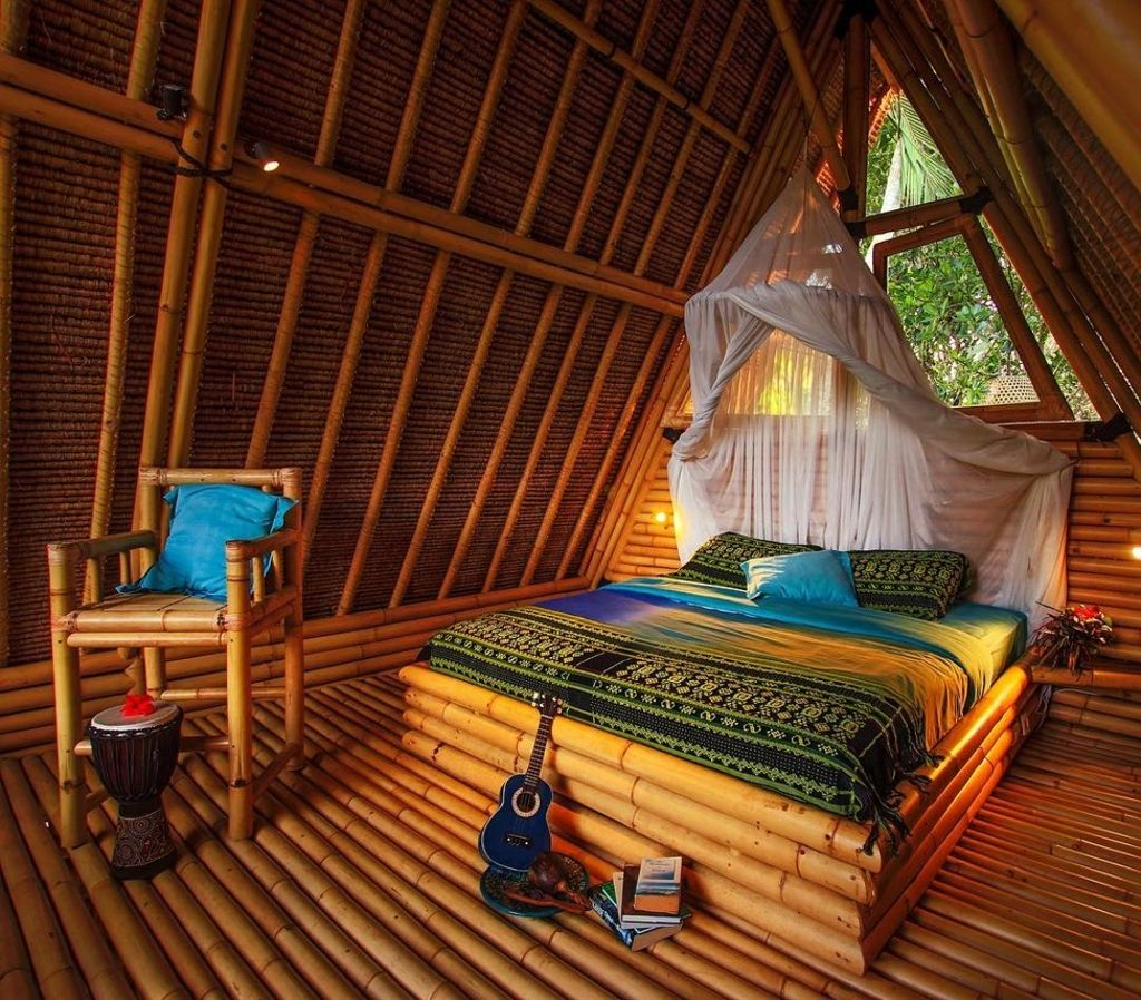 Bamboo Naturally Dissipates Heat. Use It For An Attic
