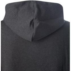 Photo of Puma hooded sweater men, cotton, gray PumaPuma