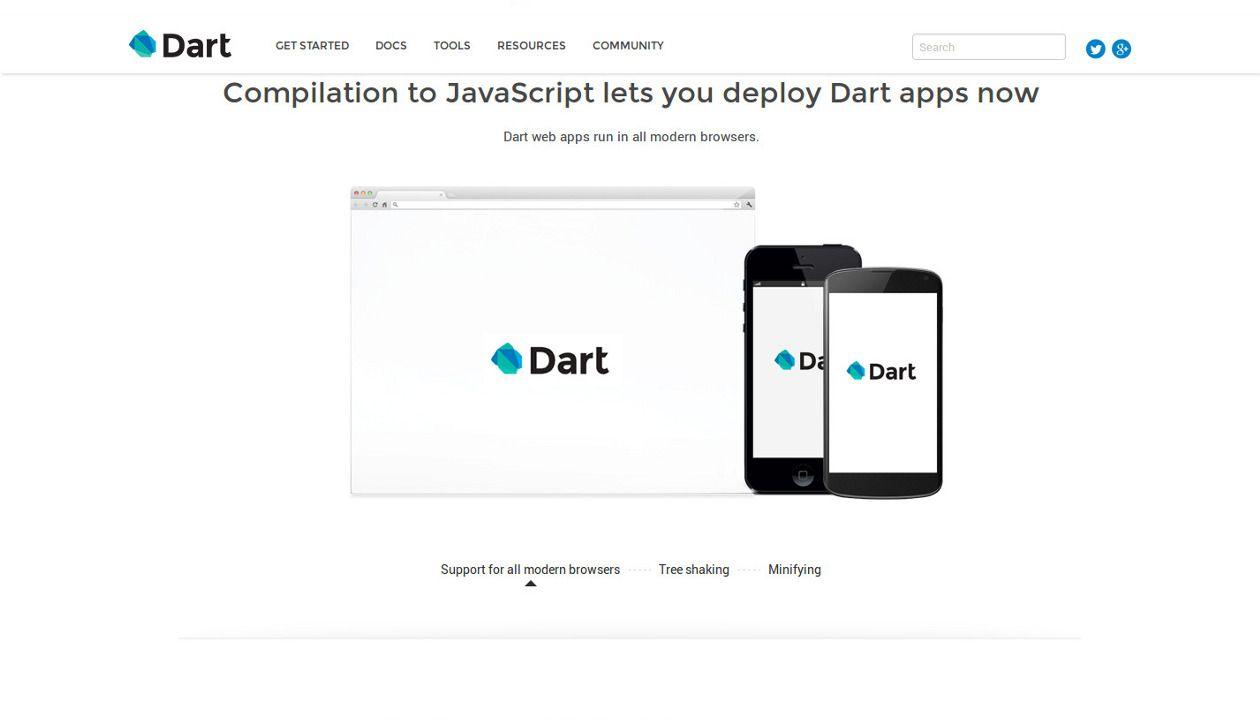 Google Dart: Nuevo lenguaje de programación web