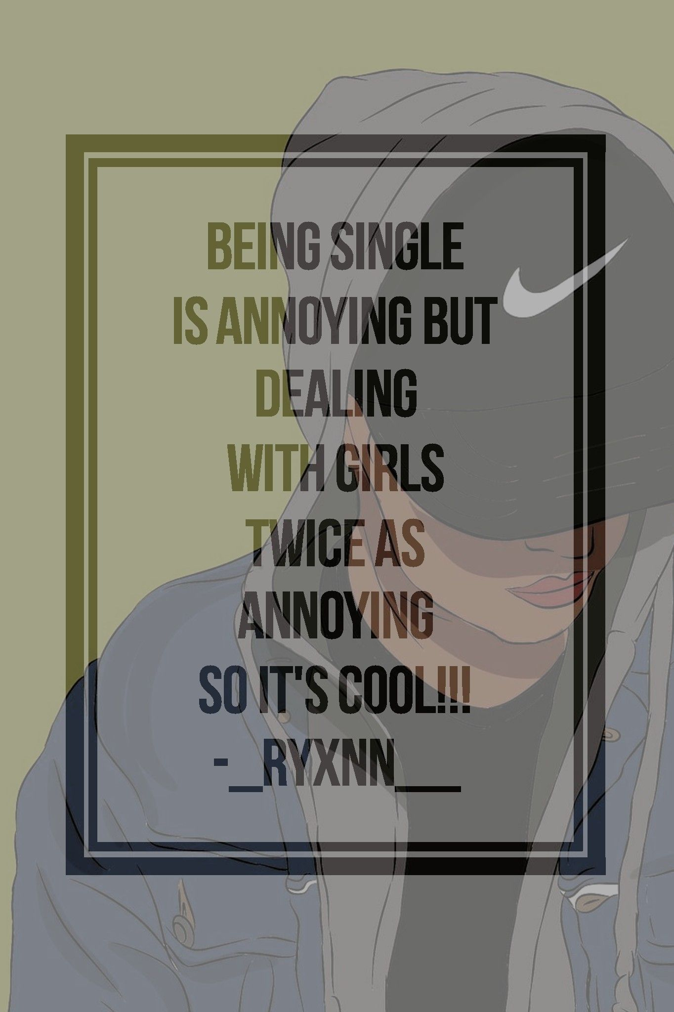 Single Life  Men quotes, Rapper quotes, Thug life
