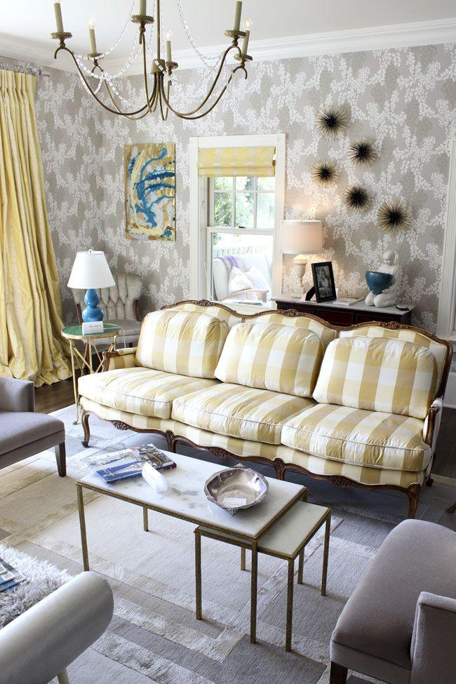Golden White Décor California Fashion And Design Inspiration Santa Barbara House