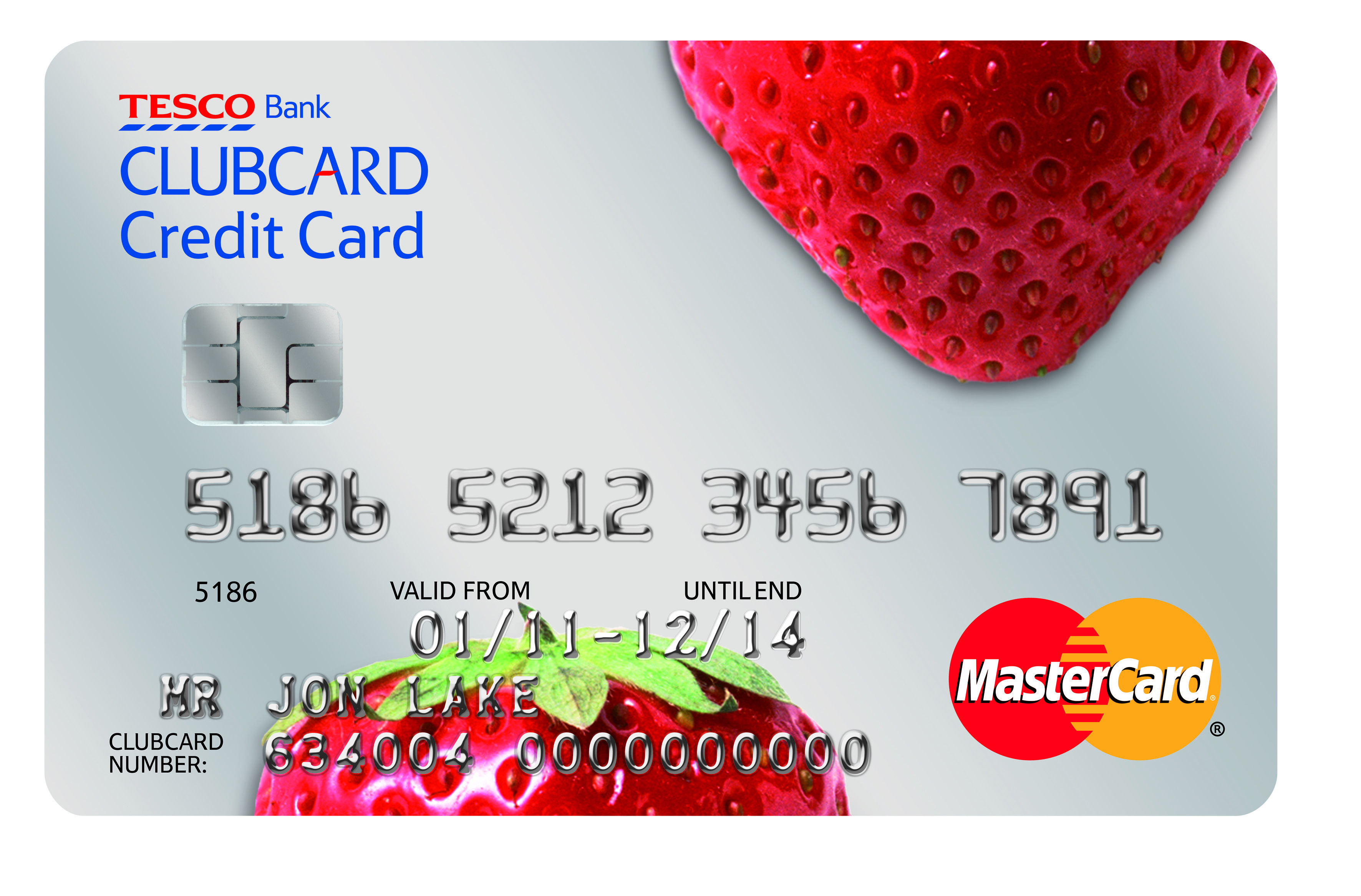 Buy travel money with a Tesco credit card and get up to 56