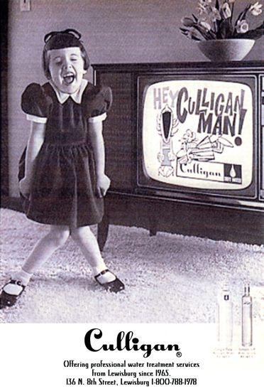 Culligan Water Blog H2pointo Part 2 Culligan Man Vintage Ads