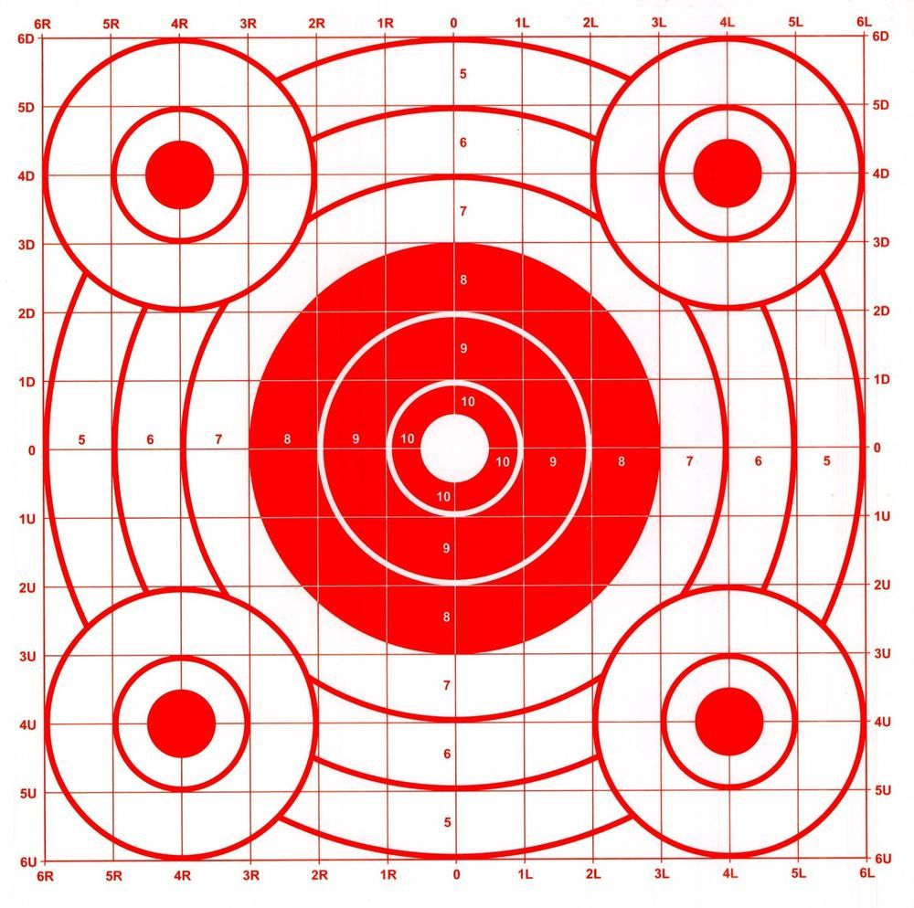 This is an image of Priceless Shooting Target Prints