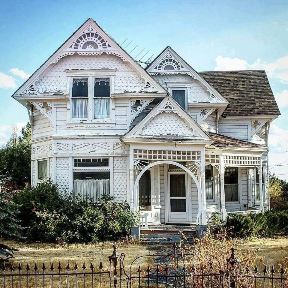 Victorian Homes, Abandoned Houses