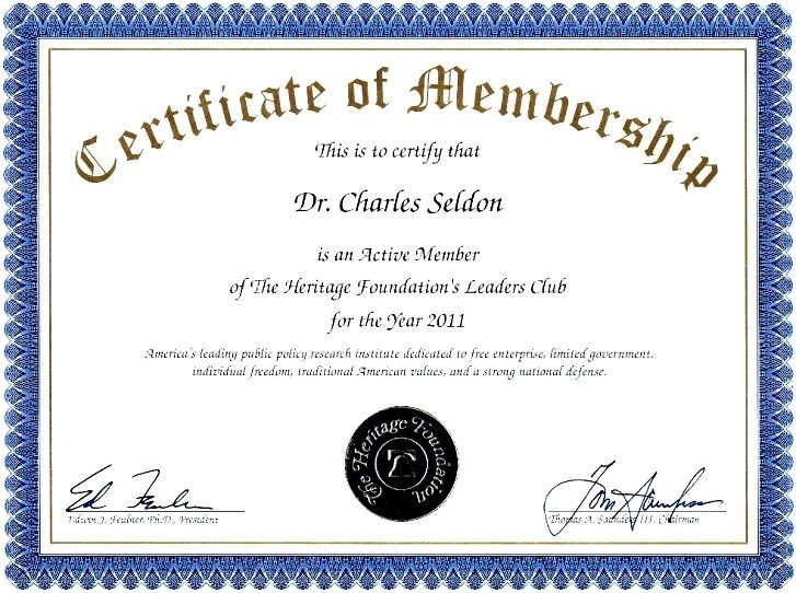 Membership Certificate Template Sample Llcg 727542