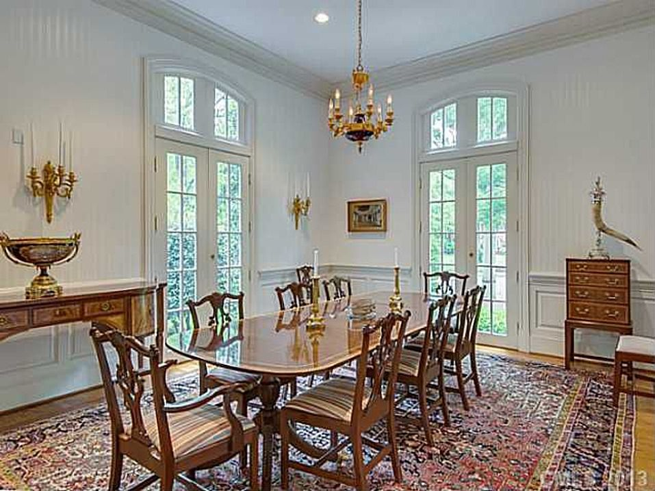 DINING ROOM 1454 Queens Rd W Charlotte NC 28207 Is For Sale