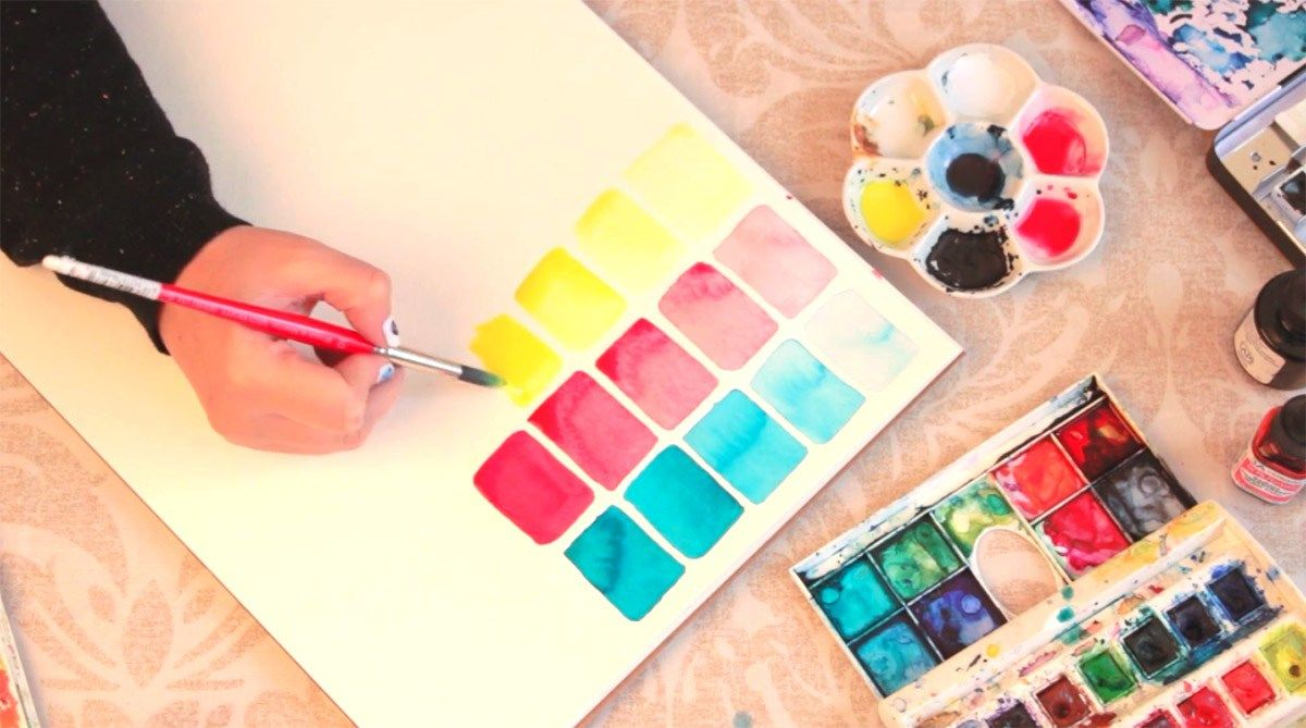 7 Best Online Watercolor Classes Watercolor For Beginners