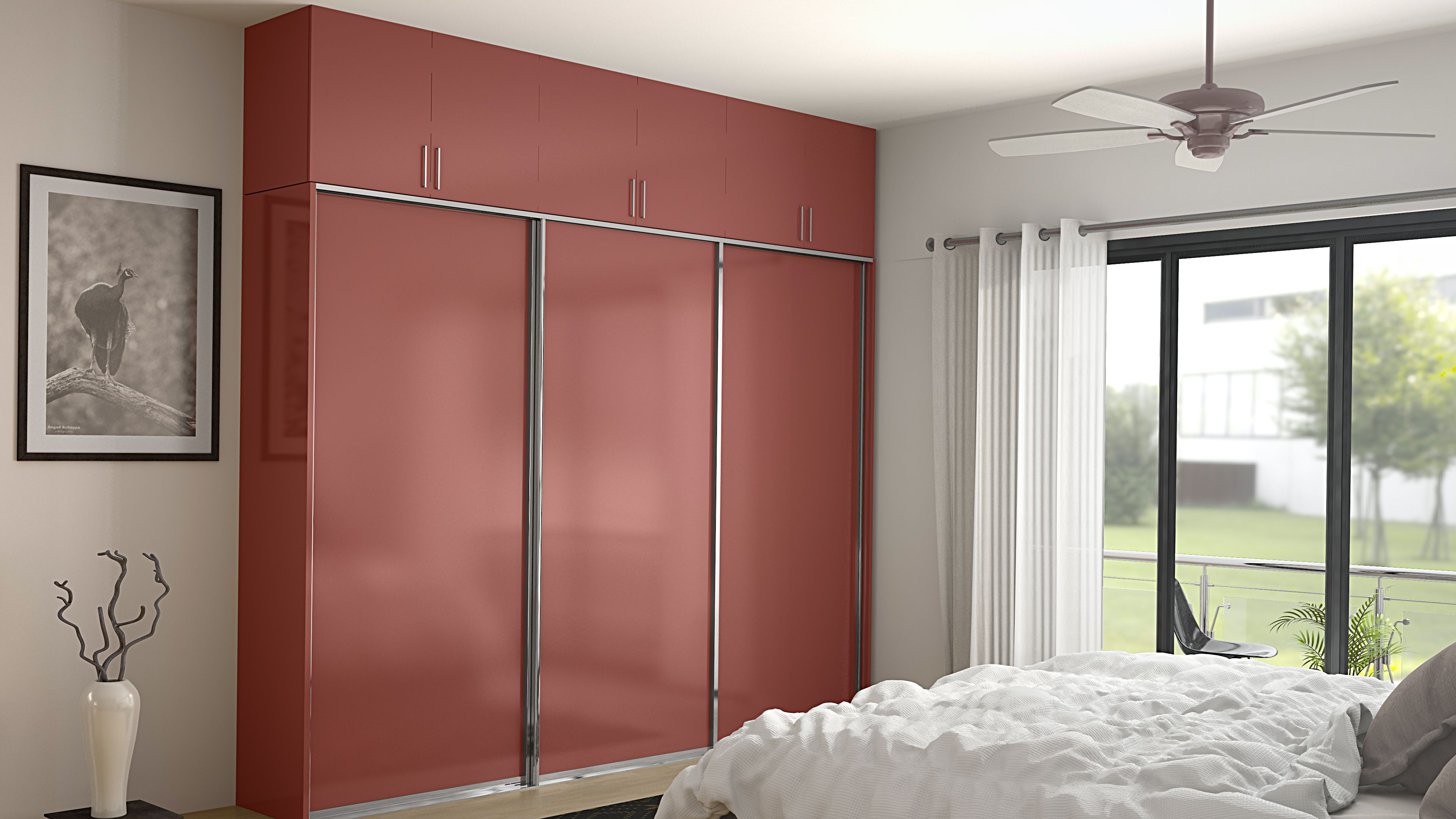 A Wardrobe Is Not Just A Closet To Keep Your Clothes And Essentials, But It  Can Change The Very Look Of Your Bedroom. Wardrobe Designs Should Be Classy  And ...