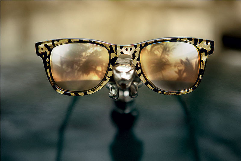 a2f06c089f69 Jimmy Choo and Carrera sunglasses with real gold lenses are bold -  Pursuitist