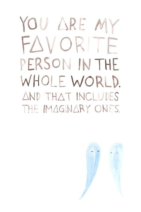 My Favourite Person In The World I Heart Love Quotes
