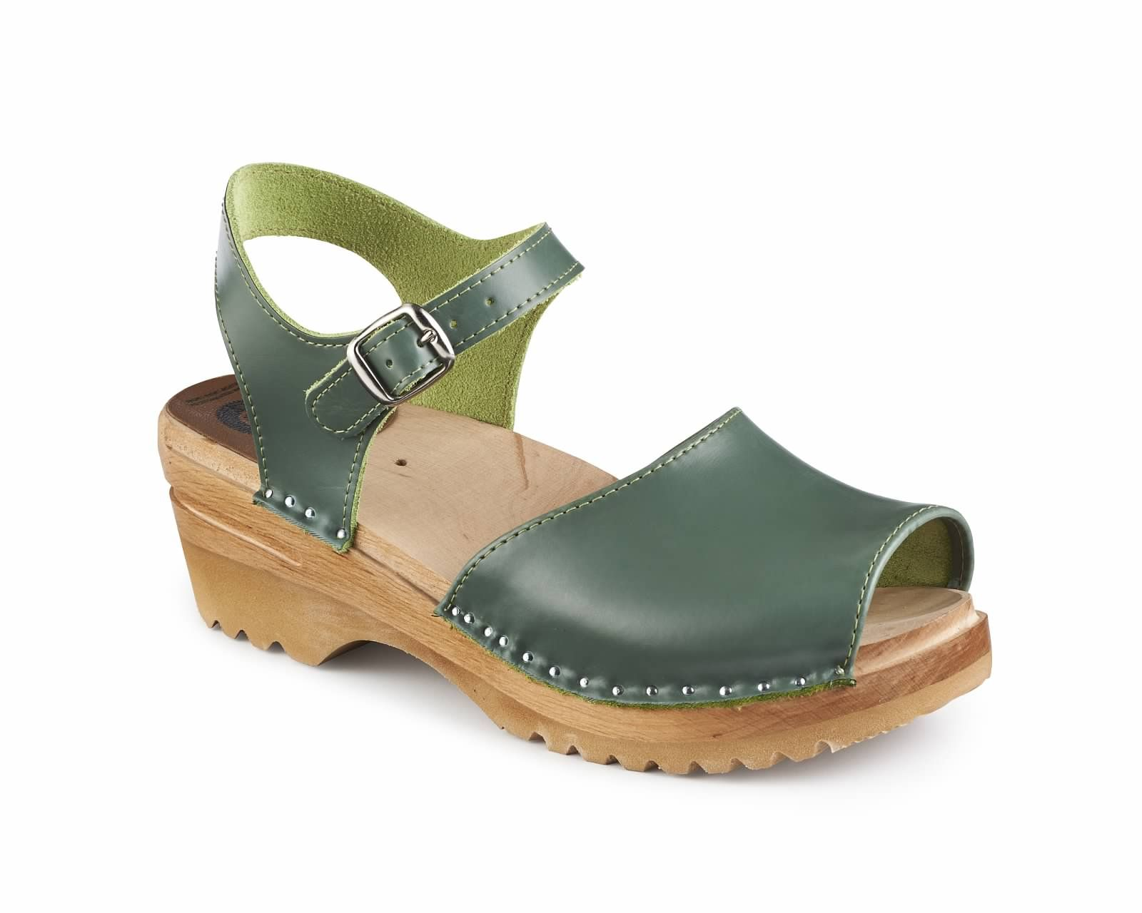 3506b5db4a06 Clogs Shoes · Greta - Laurel Green - Troentorp