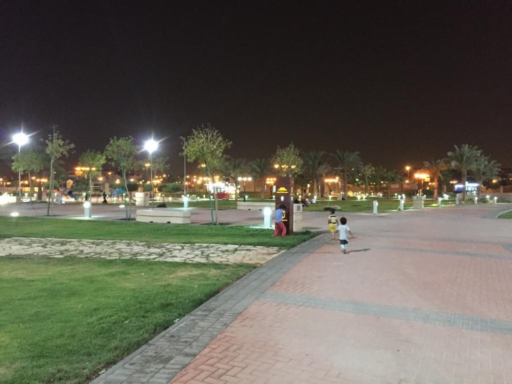 King Abdullah Park Riyadh Aktuelle 2017 Lohnt Es Sich Park Fotos Reisen