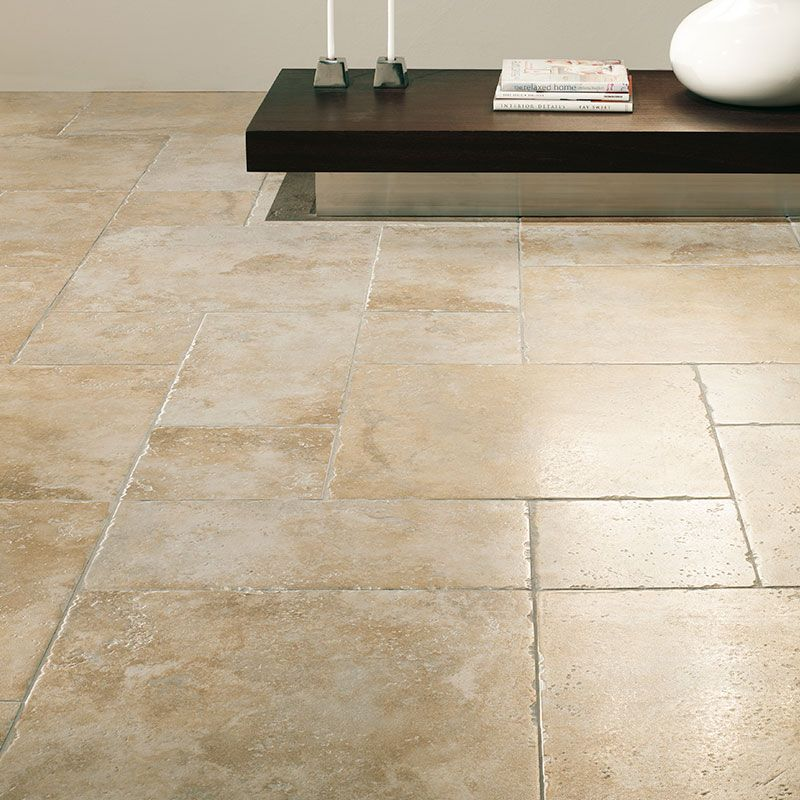 Graal by monocibec is a highly durable porcelain tile that for Porcelain floor tile durability