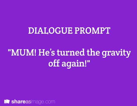 """No I didn't!"" ""Yes he did mummy!"" ""I wasn't my fault! You pushed me!"" ""No I didn't!"" ""MUM!!!"""