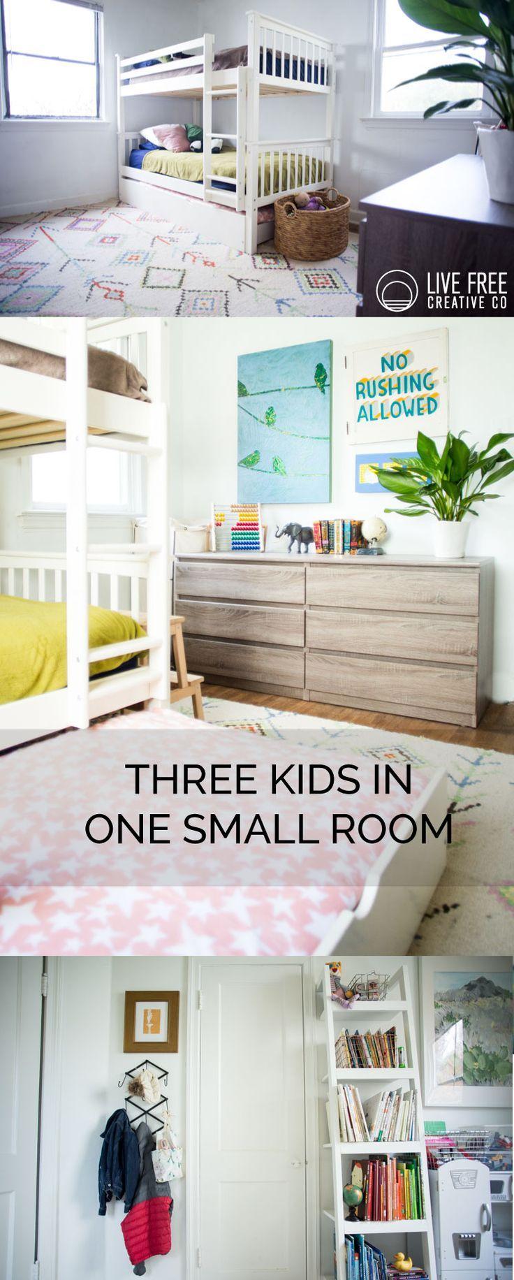 Kids Room Tour | Live Free Creative Co | Beautiful House | Pinterest ...
