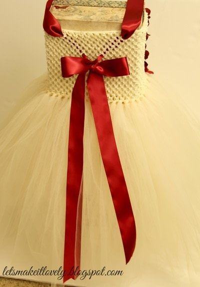 16 tulle dress DIY ideas