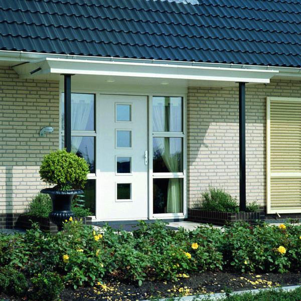 voordeur / gerealiseerd / vdm woningen | bouwdetails | pinterest