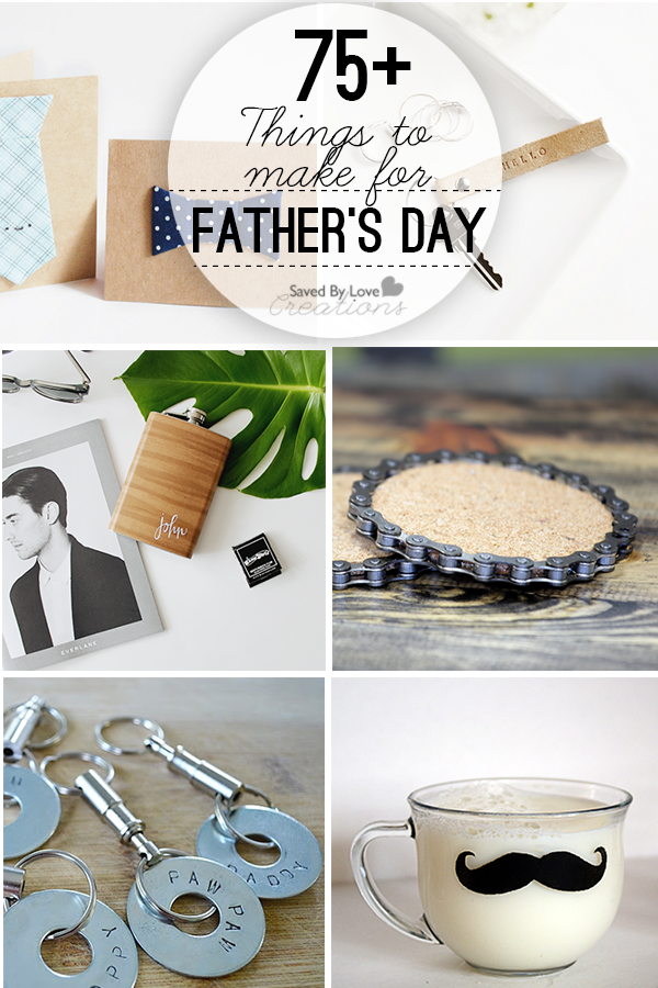 75 diy gifts for fathers day diy pinterest gift craft and 75 diy gifts for fathers day solutioingenieria Images