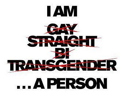 I Am Bisexual Quotes We all are equa...