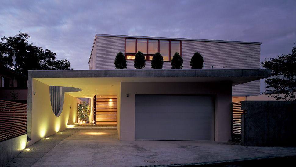 ホテルのような気品ある家 建築家住宅のデザイン 外観 内観集 高級